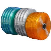 整卷批發定做PVC塑料板透明軟門簾商場超市擋風簾空調隔斷簾廠