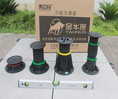 生产厂家万能支撑器增强型石材支撑器 适用屋顶隔热 阳台架空正品