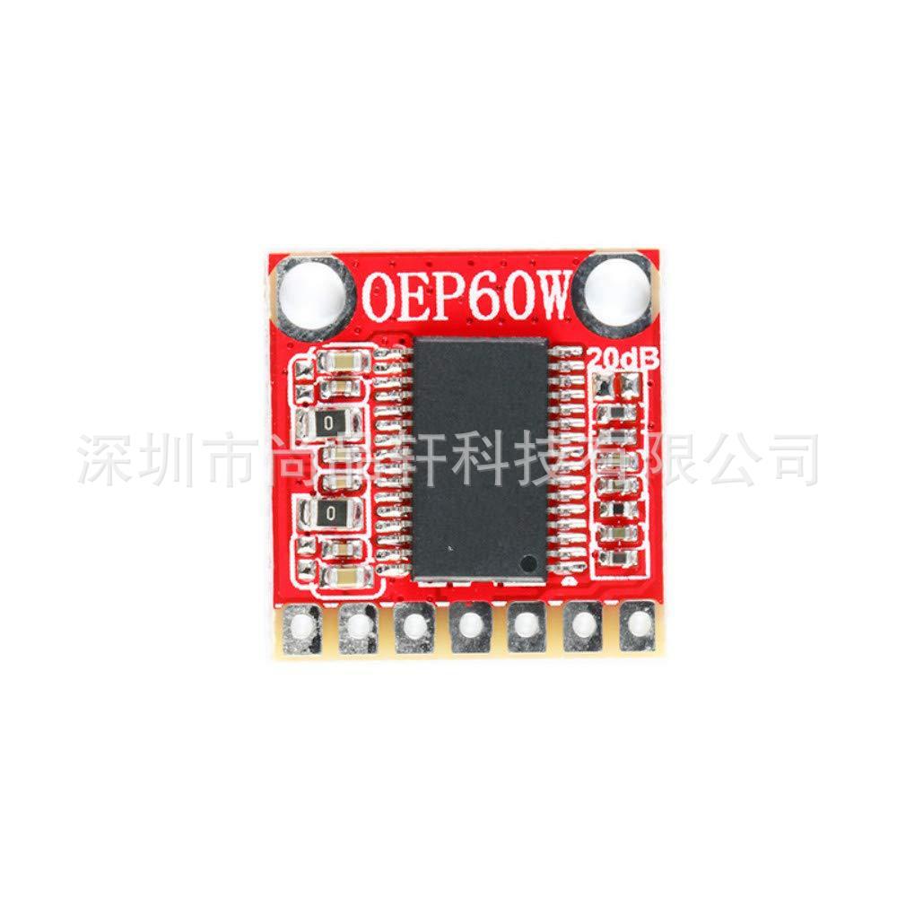 TPA3118厂家直销OEP60W数字功放板模块 单声道D类12V大功率45W21W
