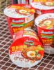 印尼進口indomie營多撈面整箱12桶 泡面桶裝方便面杯面干拌面