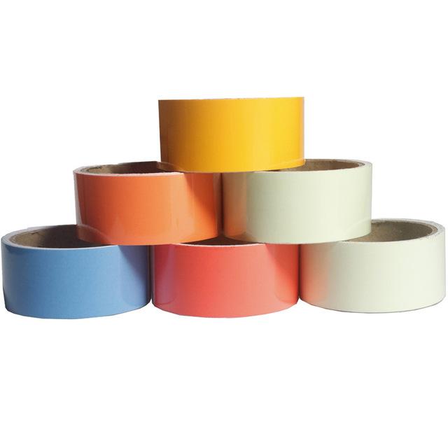 厂家直销夜光胶带,逃生指示发光胶带放光胶带荧光胶带