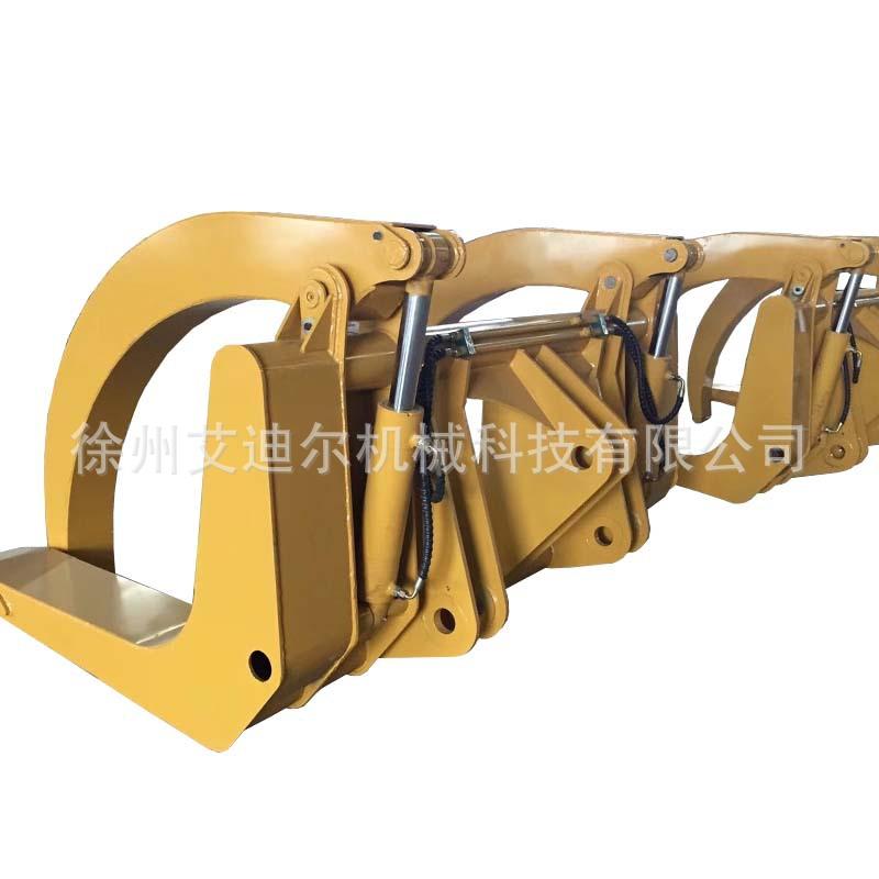 抓草专用新型抓木机 新款热销大型国标铲车 厂家支持定制