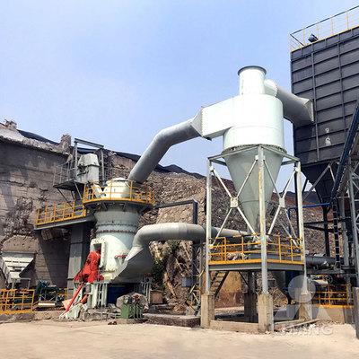 直供 黎明重工立磨矿渣制粉 矿渣立磨生产线 河南郑州立磨生产厂