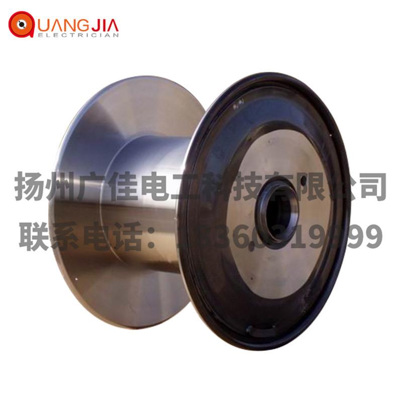厂家现货生产钢电缆专用高速线盘电缆钢丝线缠绕用具绕线盘