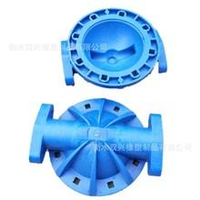 加工定制降水泵叶轮配件@陕西气动隔膜泵尼龙塑料零配件
