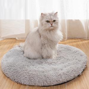 宠物用品长毛保暖狗狗毯子猫咪毯子冬季耐咬宠物睡垫宠物垫子