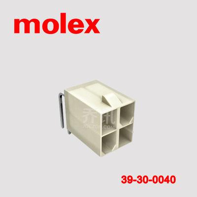 MOLEX/Molex莫莱克斯 39-30-0040连接器原装正品配件现货交期短
