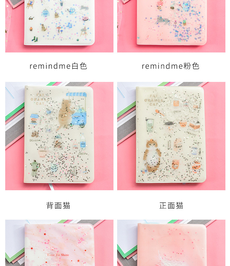 Hand book simple student diary stationery wholesale NHHE193779