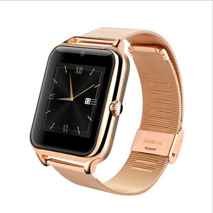 Z60 smart watch metal steel belt card to call bluetooth smart wear factory direct sales can be sent on behalf of one piece