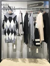 廣州【第五朵安哥拉】品牌女裝毛衣一手貨源走份批發