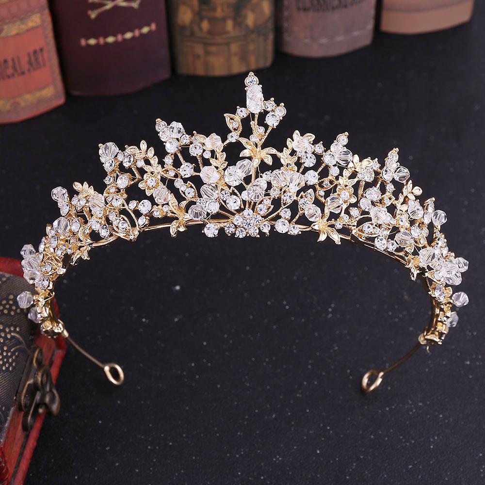 新娘手工皇冠