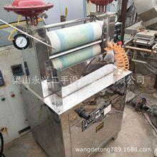 实验室专用P-A0小轧车变频小轧车 二手印染 纺织行业专用实验设备