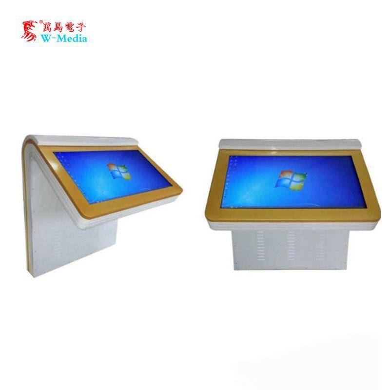 定制55寸人机互动触摸查询一体机 47/42学校电视电脑一体机 整机