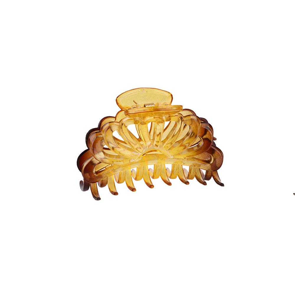 Korean flower catch clip  NHBE313167