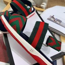 005H夏季中性运动儿童凉鞋魔术贴童鞋批发一件代发包邮外贸原单