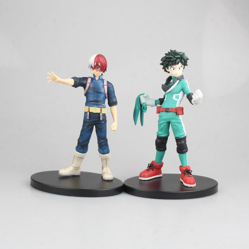 My Hero Academia DXF Shoto Todoroki /& Izuku Midoriya Vol.3 Figure New No Box