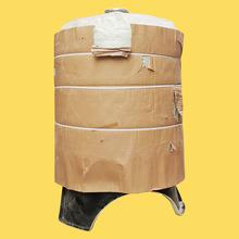 滨特尔多介质过滤器FRP玻璃钢树脂罐4872截留微生物细菌砂碳滤桶