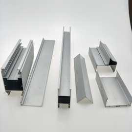 专业生产 阳极氧化铝合金型材 工字铝合金型材 h型铝材