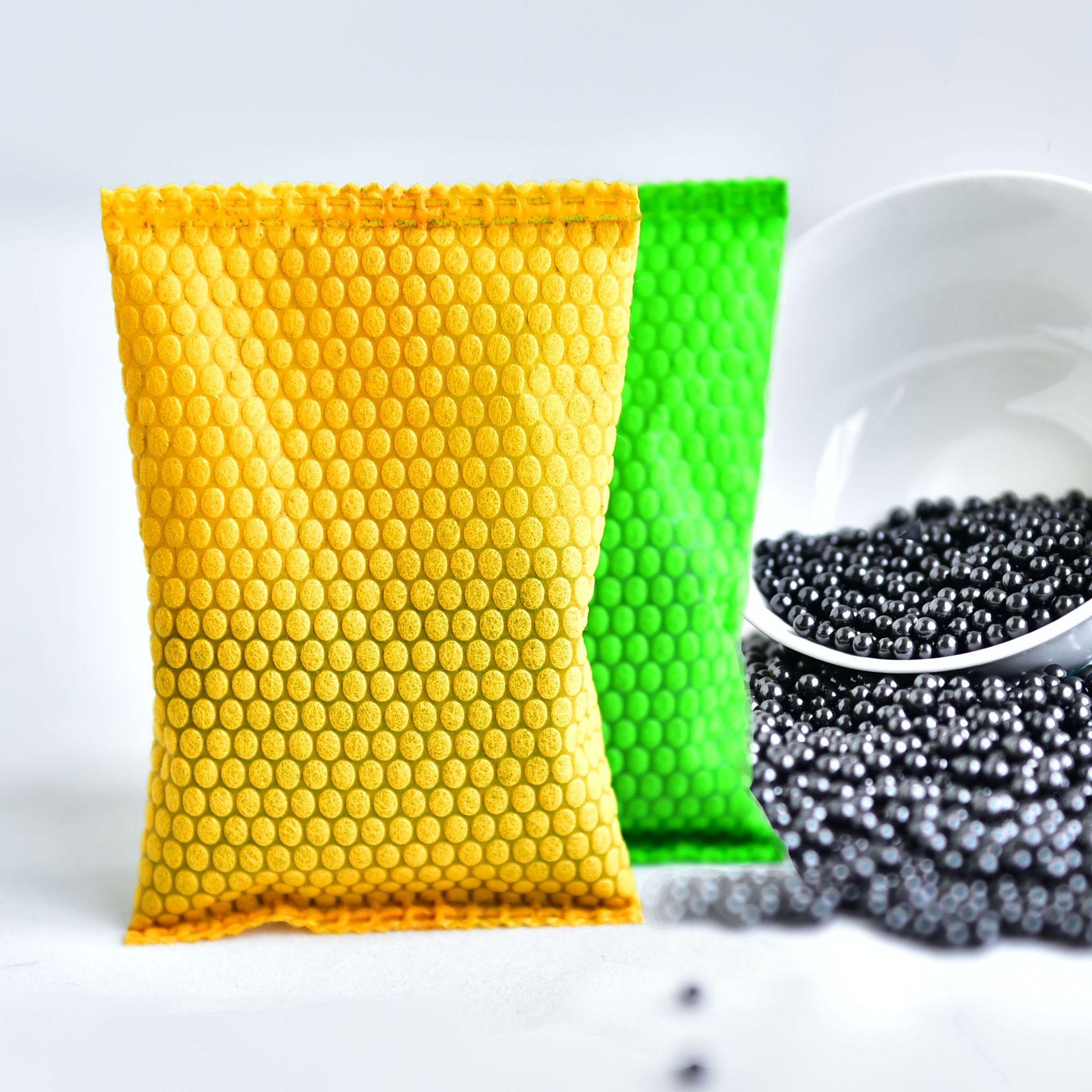 50克納米礦晶活性炭包家用除甲醛竹炭包新房去味去甲醛汽車竹碳包