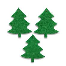 【润优毛毡 RY83719?#38752;?#22659;专供毛毡圣诞树装饰品手工DIY挂件定制
