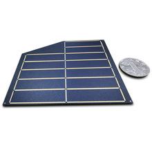 PORTABLE 1W6V太阳能板0太阳能电池板野营灯小贴片厂家直销