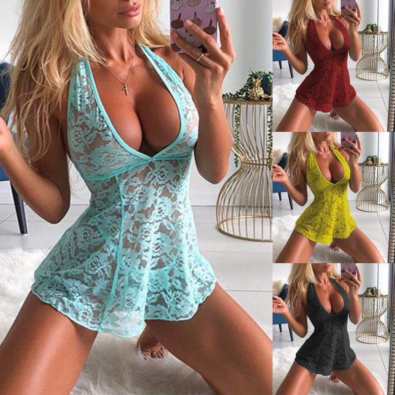 Europe and the United States sexy underwear manufacturers wholesale Amazon eBay foreign trade source of interest pajamas 13011
