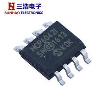 MCP6042T-I/SN  MCP6042 纳安级运算放大器 600nA 超低功耗绶冲器