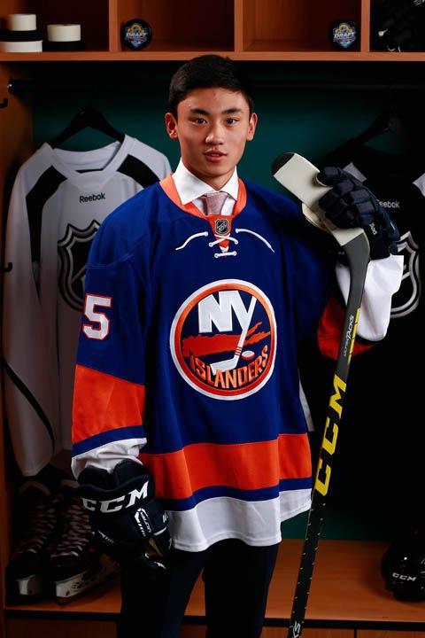 冰球少年宋安东