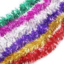 婚礼布置用品彩条毛条拉花生日装饰节庆六一节日彩带装饰圣诞派对