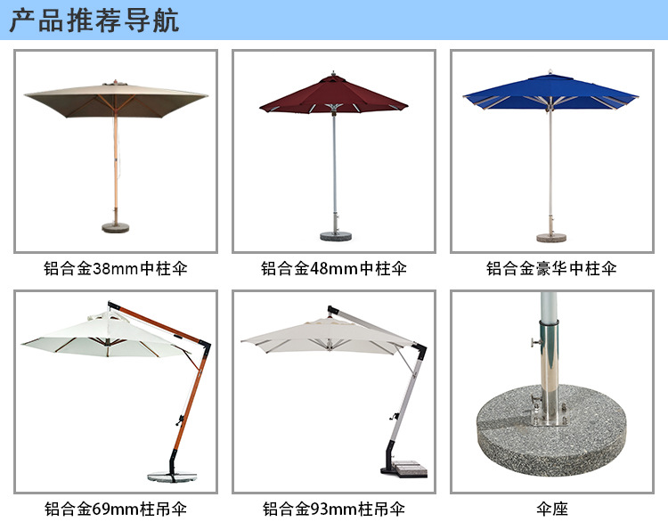 patio umbrella guide