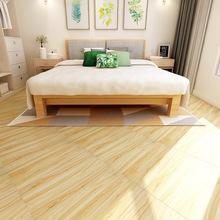 佛山厂家仿古地砖瓷砖木纹砖 600*600防滑砖木地板砖客厅房间工程