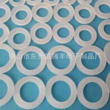 硅胶垫片硅胶条密封圈防滑垫食品密封背面贴胶保温耐热厂家直销