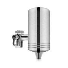 304不锈钢水龙头净水器 厨房快速除余氯蓝墨水高压防爆外贸净水宝