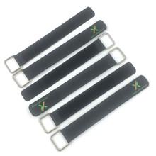 亚马逊热卖尼龙魔术贴带扣 家居电脑电线收纳带 数据线捆扎带