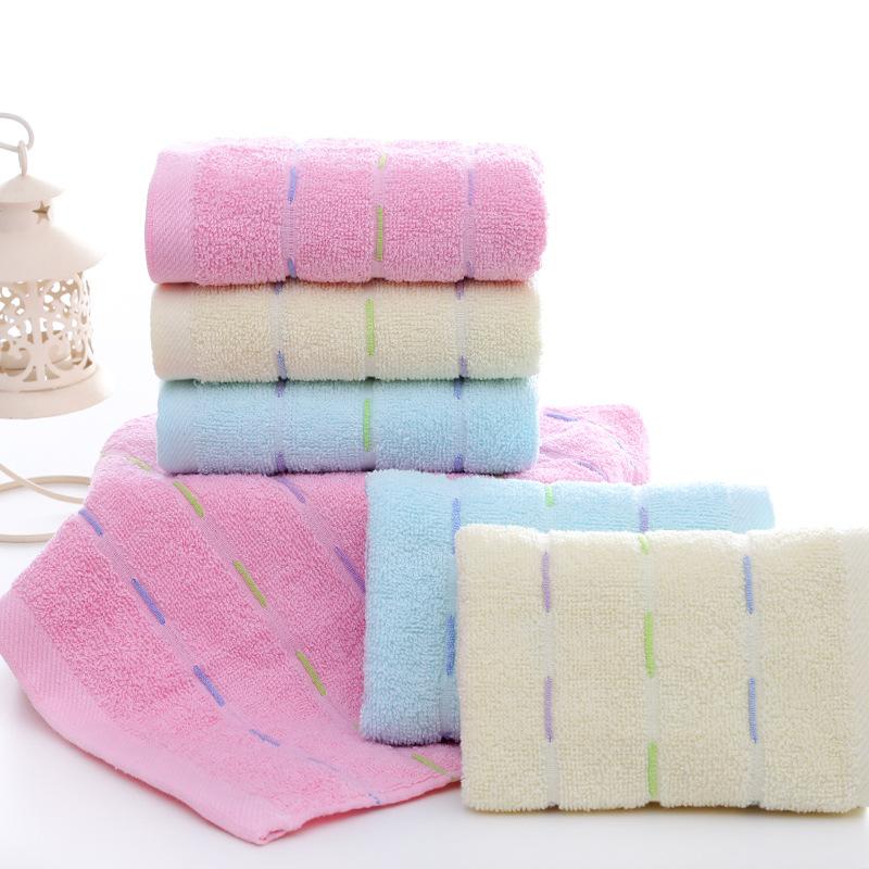 源头工厂供货95克彩色毛毛虫棉织毛巾拼多多快手两块多商超礼品地