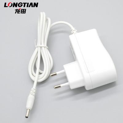 12V1A白色电源 12V1000mA空气净化器电源 CE认证电源