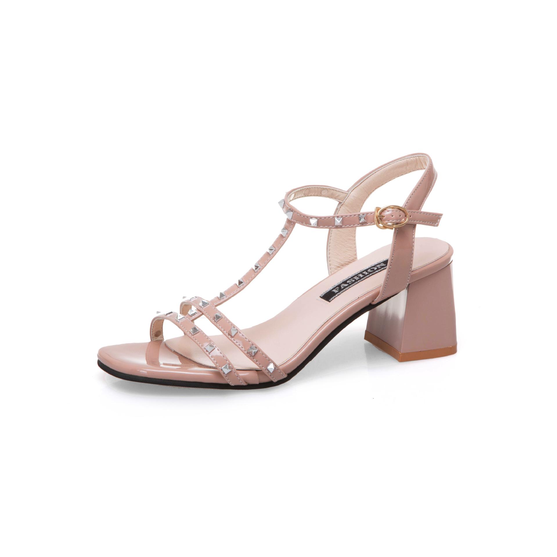 Chaussures été pour femme en Caoutchouc - Ref 3347486 Image 7