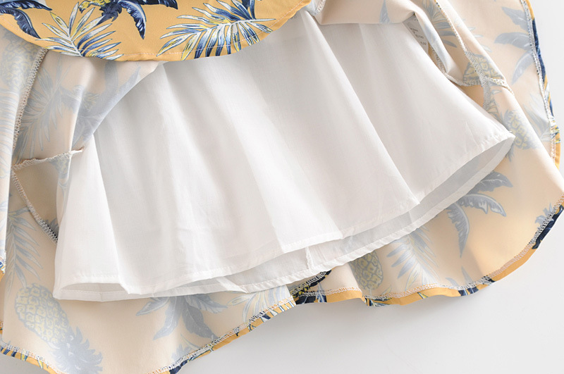 Polyester Fashionskirt(Picture color-S) NHDS0718-Picture-color-S