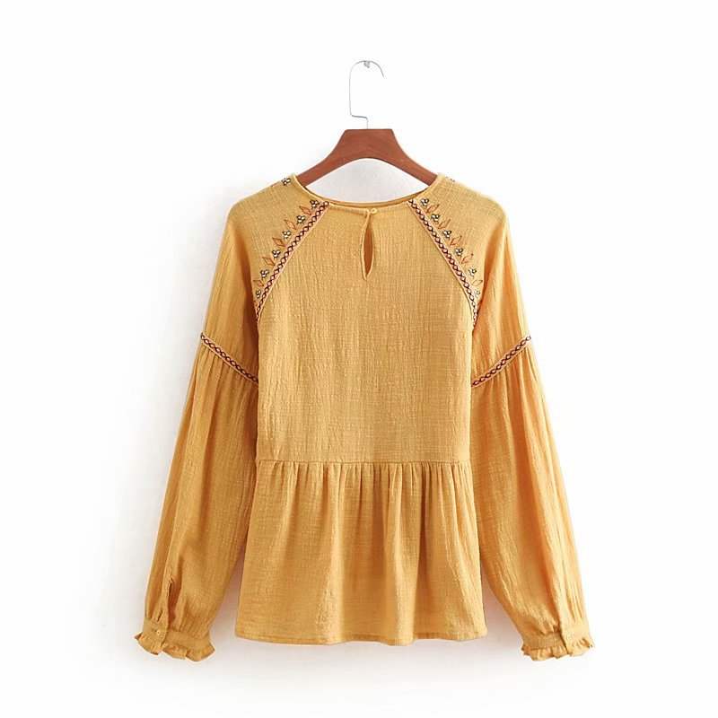 Polyester Fashion  coat  (Yellow-S)   NHDS0729-Yellow-S