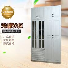 廠家直銷定制衣柜 現代簡約風格 全屋系列 經濟實用