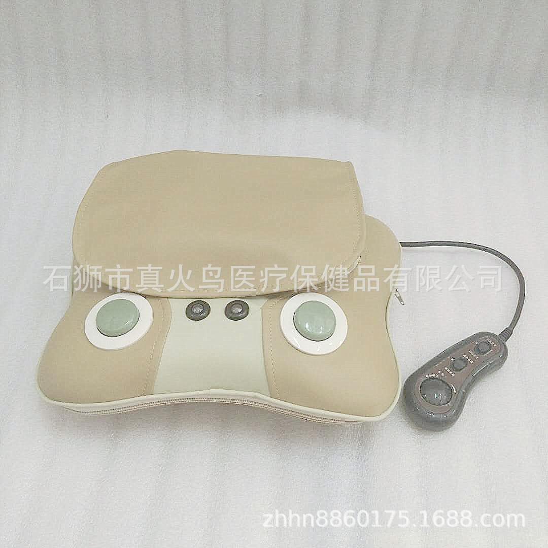 锐泰家用按摩枕头 多功能按摩仪 肩 颈部 全自动 全身 颈椎按摩器