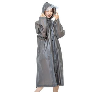 អាវភ្លៀង នារី Raincoat Women Adult Non-Disponsable PZ293547