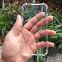 VIVO S6 Z6手机壳Y97 X50 Y70S四角加厚防摔透明软胶套1.5MM厚度