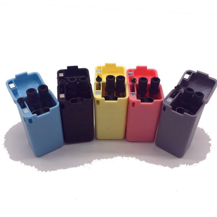 现货FinalStraw便携折叠硅胶不锈钢吸管三折不锈钢吸管
