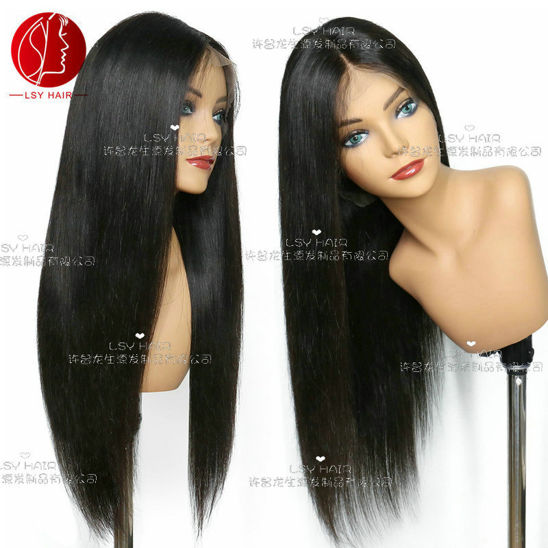 Henan Xuchang overseas warehouse hair wig female human hair wigs