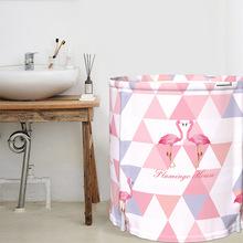 泡澡桶大人折疊浴桶神器成人洗澡桶加厚沐浴桶塑料家用浴盆缸保溫