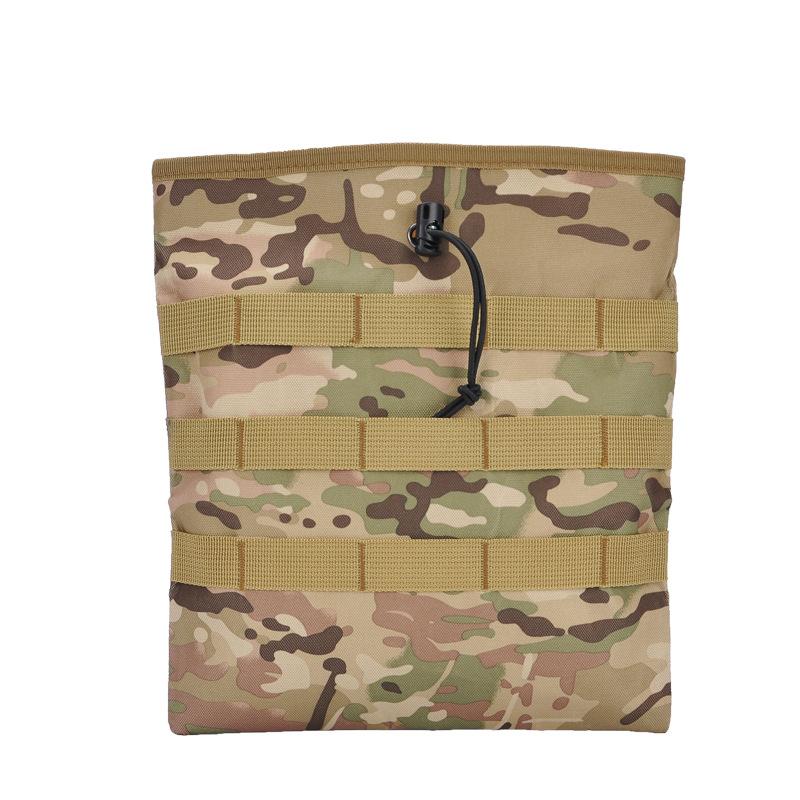 运动户外防水牛津布骑行跑步登山迷彩防水户外包袋大容量便携水袋