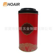 工厂定制马口铁圆罐 正山小种包装铁罐 金骏眉金属包装定做LOGO