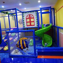 厂家直销30-40平米小型室内儿童乐园淘气堡早教中心幼儿园酒店等