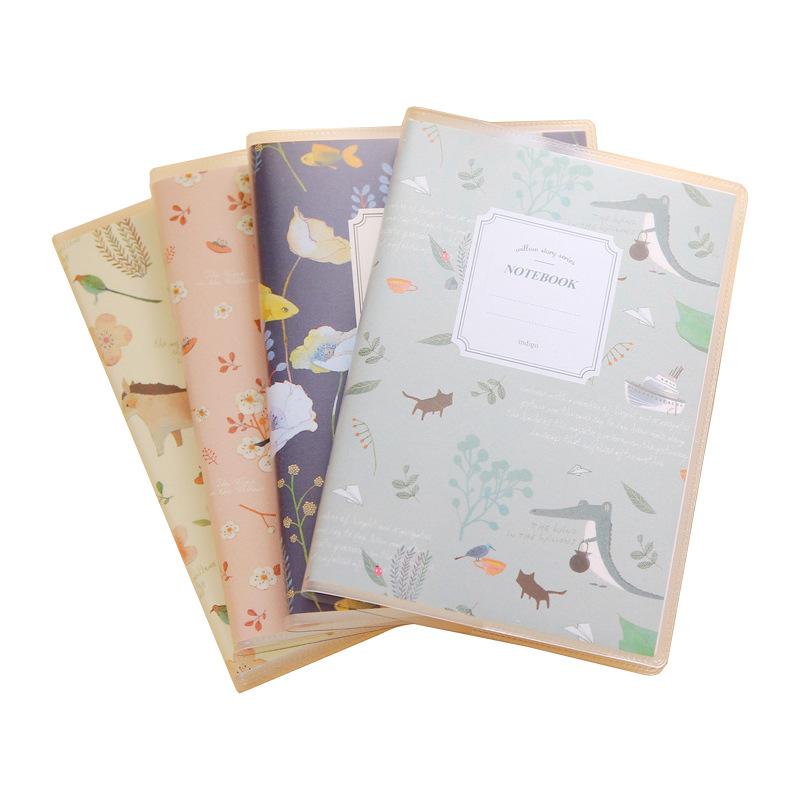 Sản phẩm mới Vỏ cao su tự nhiên dày và thú vị Notepad Sáng tạo cuốn sách nhỏ 64 trang Bán buôn